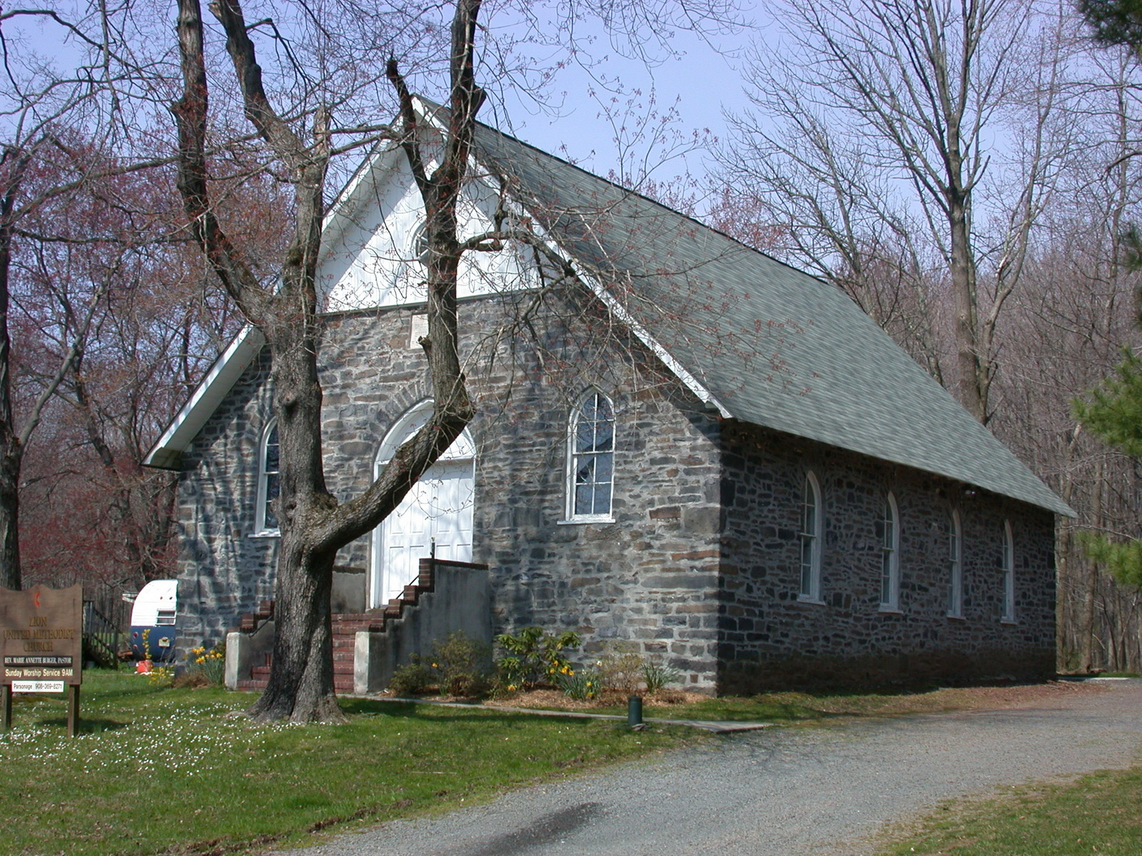 Mt Zion United Methodist Church